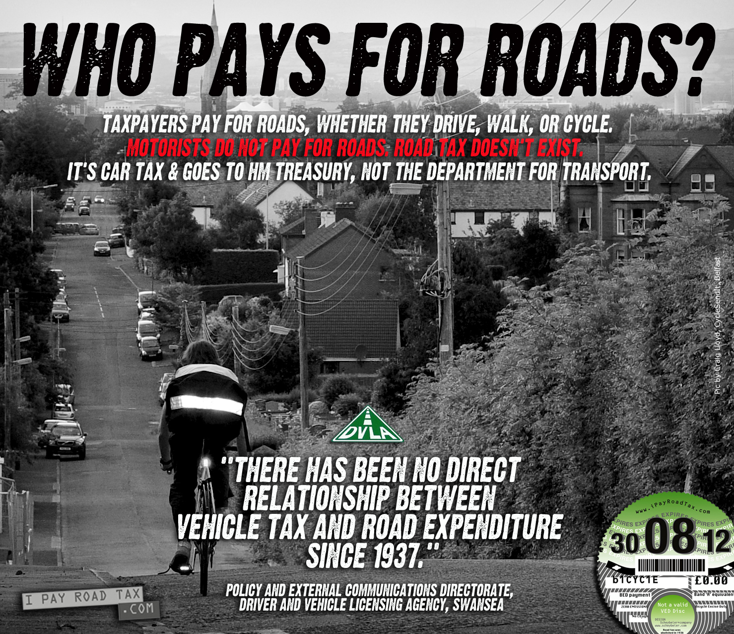 Who Pays for Roads? poster