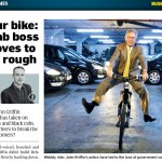 Addison Lee to train its drivers to be cyclist-aware